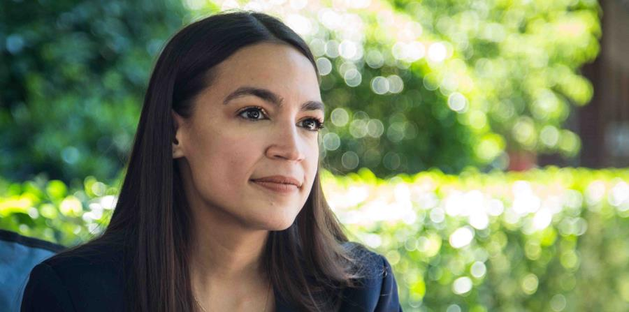 Ocasio Cortez defends the importance of helping communities affected by COVID-19