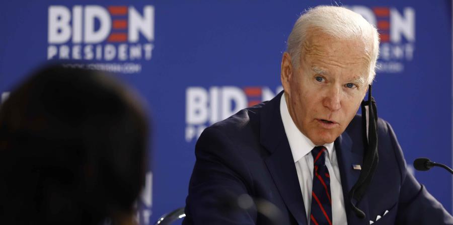 Poll puts Joe Biden on Donald Trump ahead of November elections
