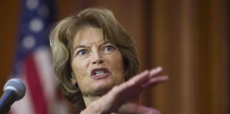 Republican Senator Lisa Murkowski admits she has a hard time supporting Trump in November