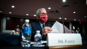 """Dr. Fauci's Disturbing Prognosis: Infections And Death Toll Will Be """"very Disturbing"""" If Current Trends Persist"""