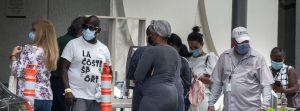 Florida Breaks The Daily Record With 9,585 Infections Of Coronavirus And The USA Borders On 2.5 Million Cases In Total