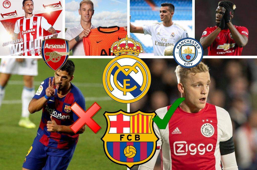 Transfer Market Official Withdrawal At Real Madrid The Sweep At Fc Barcelona And Koeman Arrives Diez Hn Latest Breaking News ¡gran final de diez trivia! koeman arrives diez hn