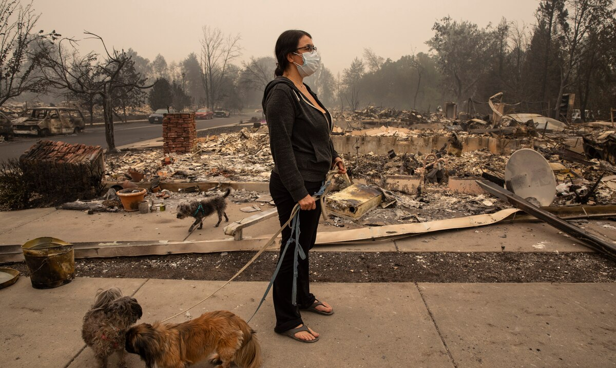 Dozens of people still missing in Oregon amid massive fires