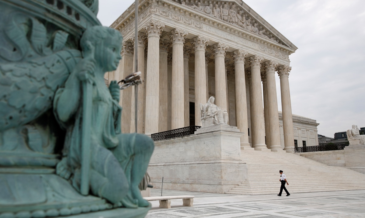 These are the top five judges who could replace Ruth Bader Ginsburg on the federal Supreme Court