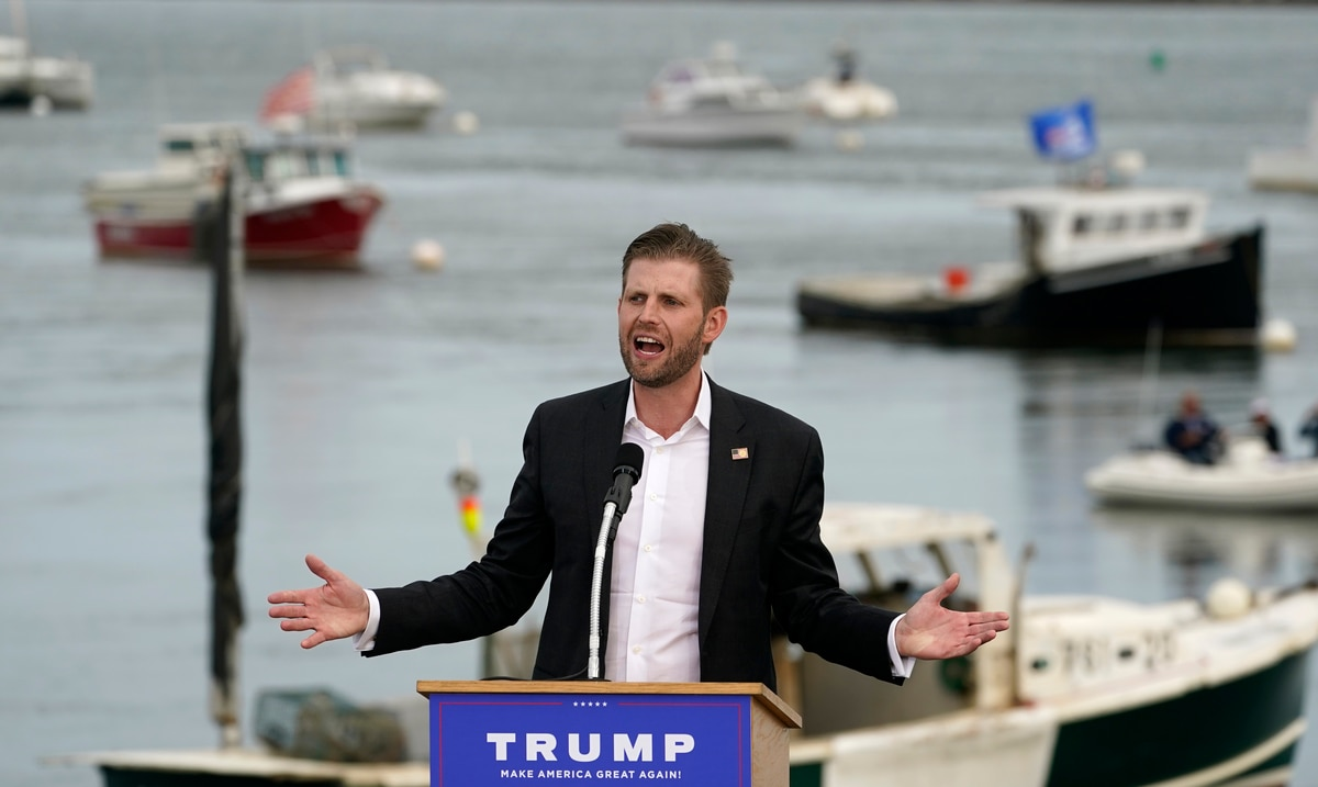 Eric Trump to testify in New York ahead of election on family business