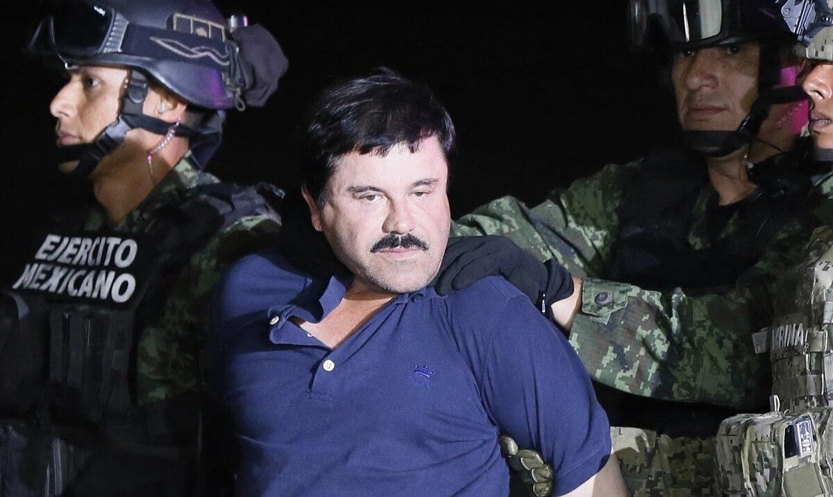 "Joaquín ""El Chapo"" Guzmán admired Donald Trump"