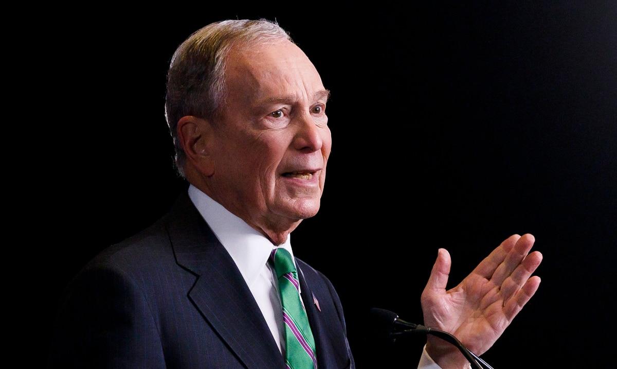 Michael Bloomberg delivers $ 4 million to Joe Biden's Florida campaign