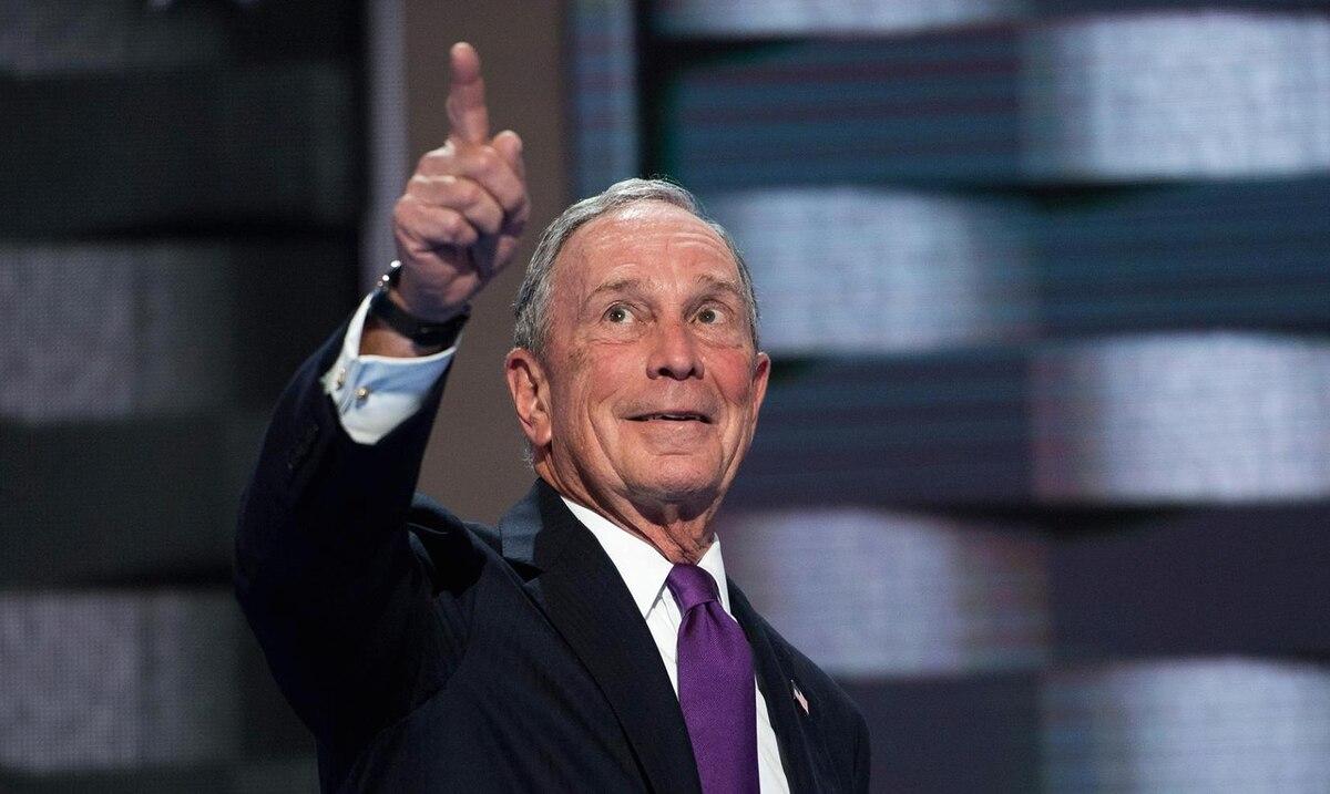 Michael Bloomberg to donate $ 100 million to help Joe Biden win in Florida