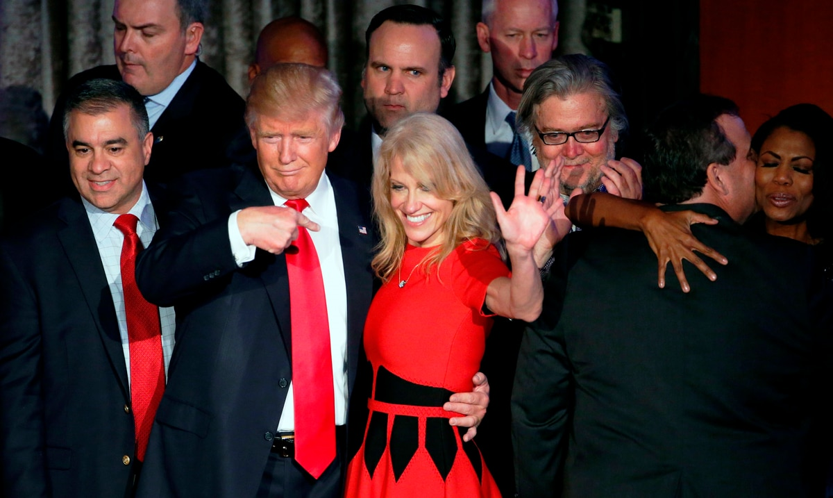Kellyanne Conway, former Trump adviser, also has COVID-19