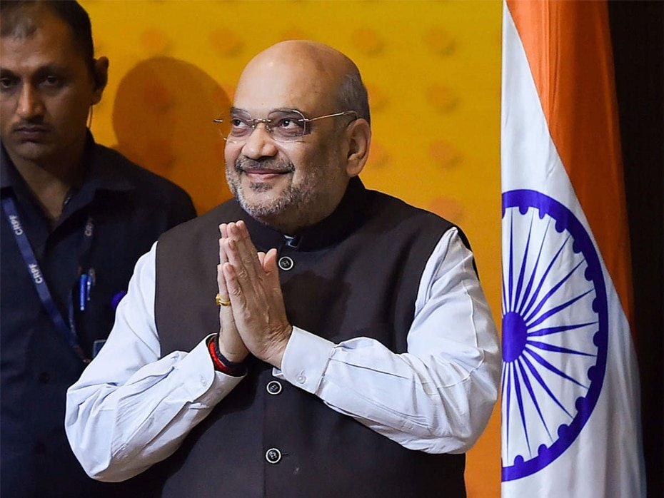 India - Amit Shah: The Home Minister, the second most powerful in Prime Minister Narendra Modi's government, was hospitalized for COVID-19 last month and has recovered.