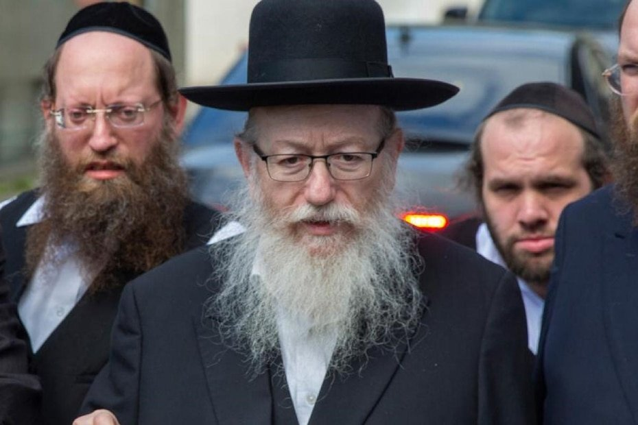 Israel - Yaakov Litzman: The then Health Minister Litzman contracted the coronavirus in April and recovered.  Litzman is a leader of the Israeli ultra-Orthodox community, which has registered a high level of infections as many of its members defied restrictions on religious gatherings.