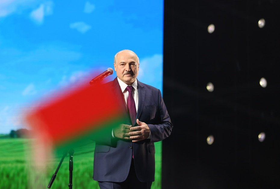 """Belarus - Alexander Lukashenki: The President of Belarus, who downplayed concerns about the virus as """"psychosis"""" and recommended drinking vodka to stay healthy, said in July that he had contracted the virus but was asymptomatic."""