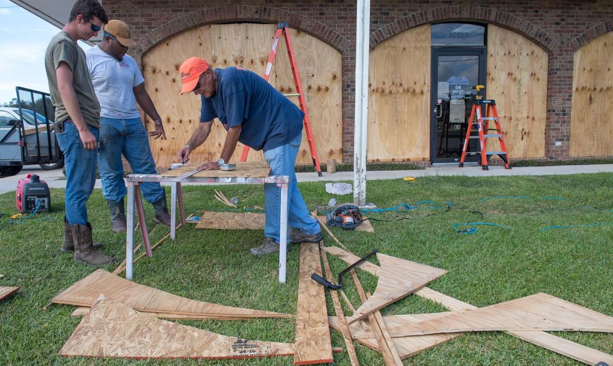 Louisiana Prepares for Hurricane Delta