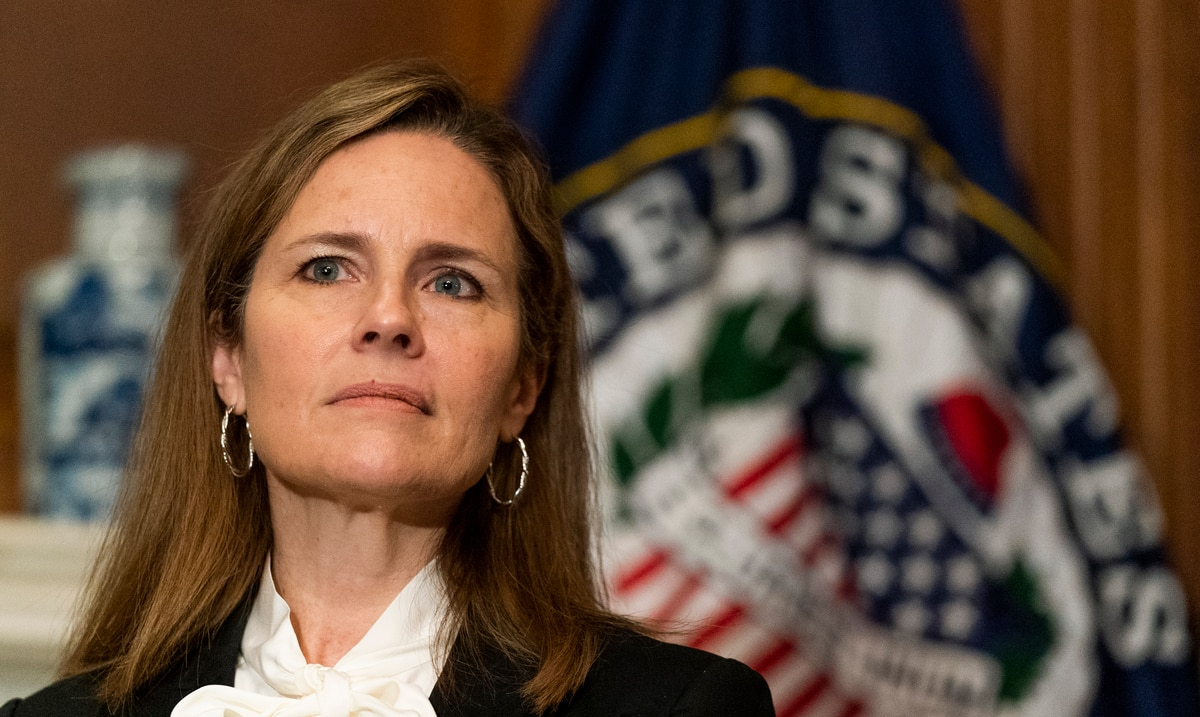 Conservative judge nominated by Donald Trump says she will advocate for an independent Supreme Court