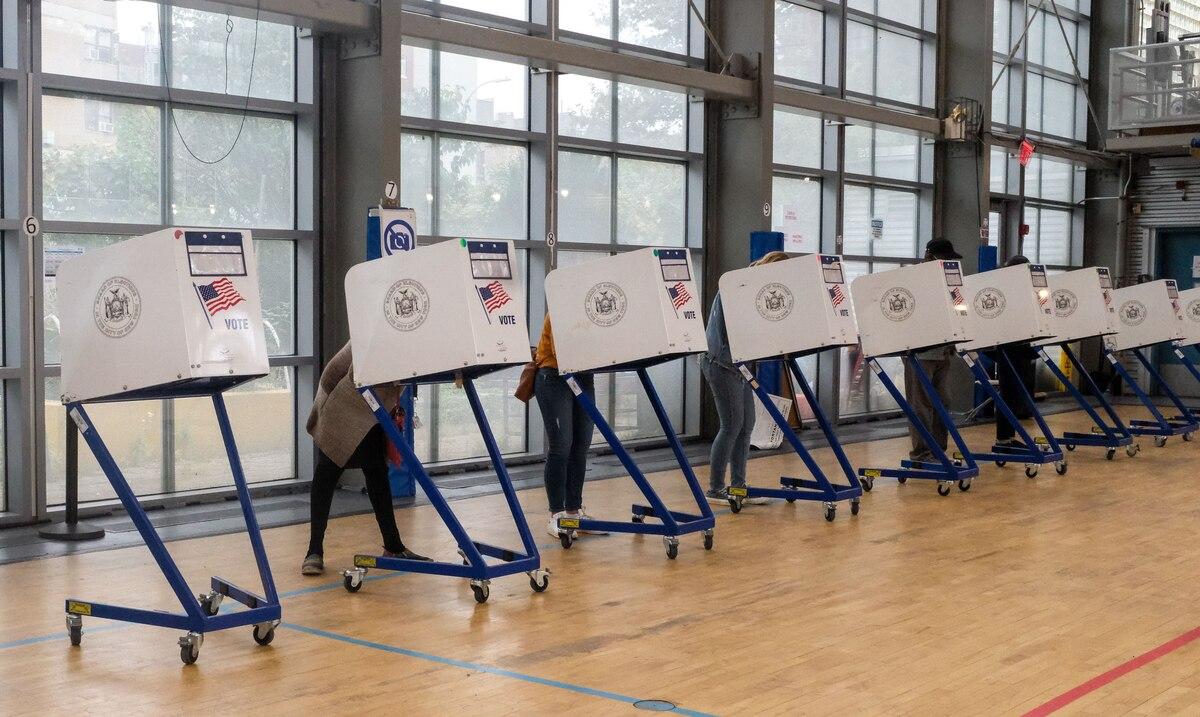 Agency created by Trump contradicts him while protecting the security of the electoral process