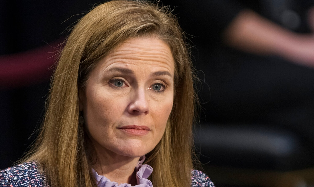 Amy Coney Barrett Refuses to Speak Out on Elections, Family Separation and Climate Change Issues