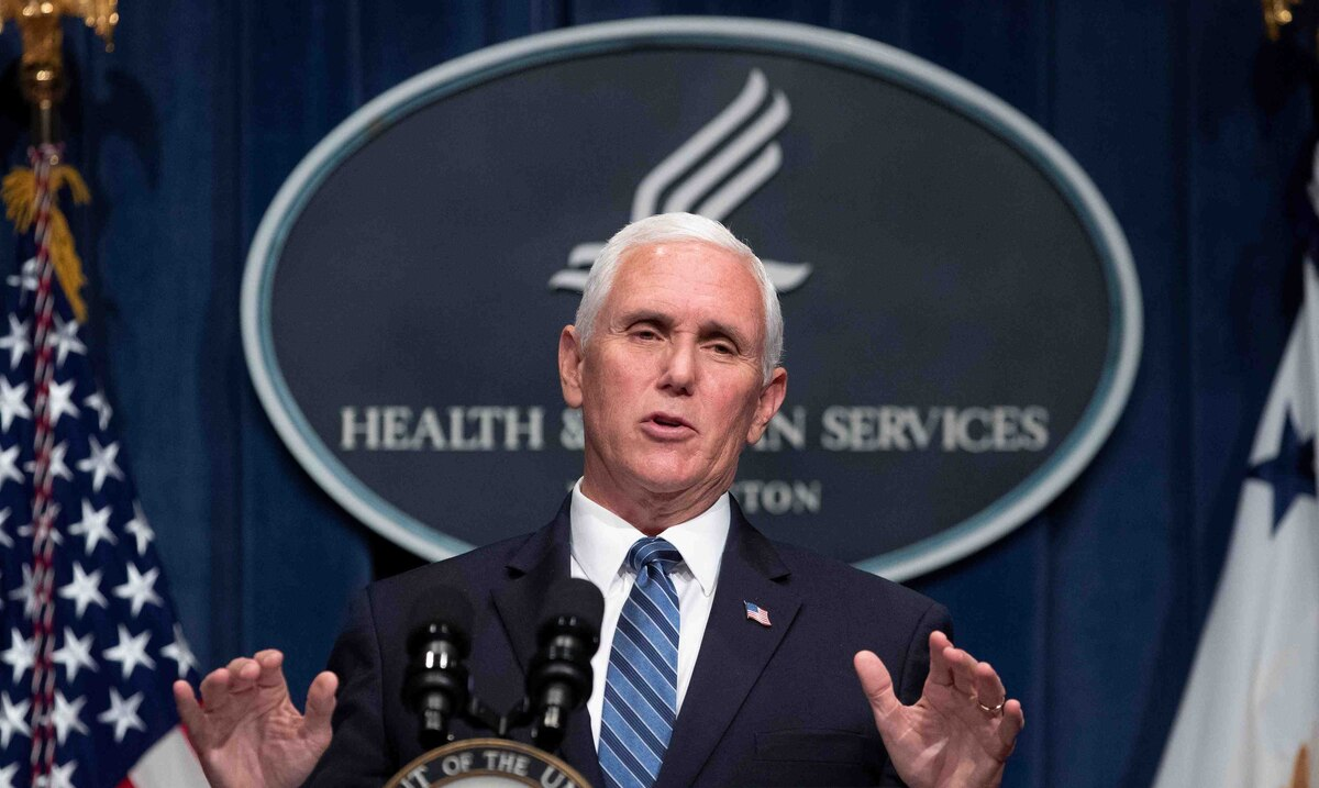 At least three advisers close to Mike Pence test positive for COVID-19