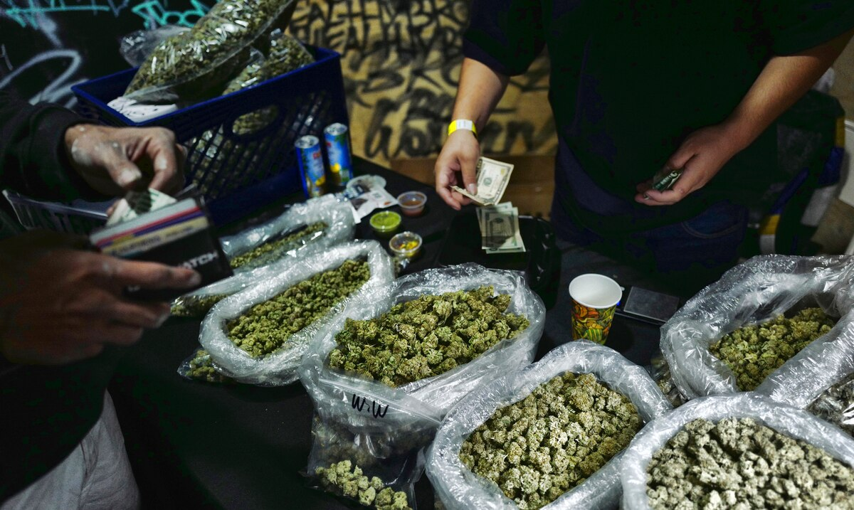 Four US states will hold referendums on whether to legalize marijuana