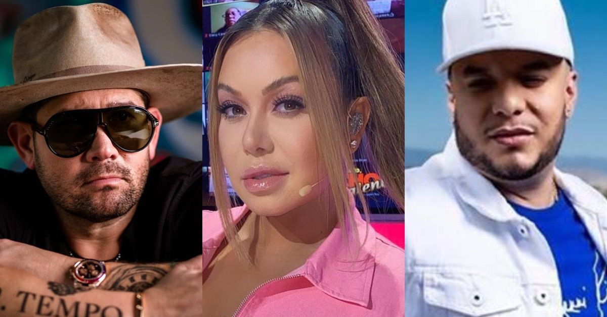 """""""I Send a Kiss To My Love"""": Mr. Tempo Gave Details Of His Relationship With Chiquis Rivera And Lorenzo Méndez Was Not Silent"""
