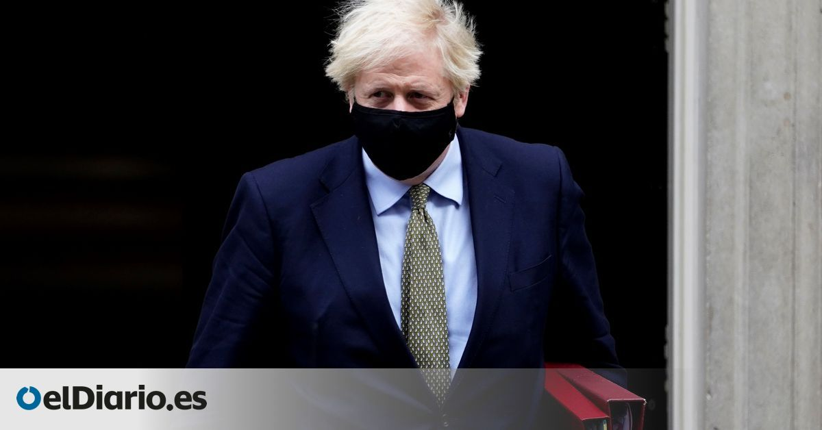 Boris Johnson Announces The Confinement Of England: Citizens Will Only Be Able To Leave Home To Work, Study Or Walk