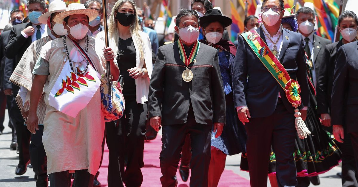 """Luis Arce Launches In His Inauguration Speech As President Of Bolivia Harsh Criticism Of The Interim Government Of Áñez: """"The Popular Will Was Stolen"""""""