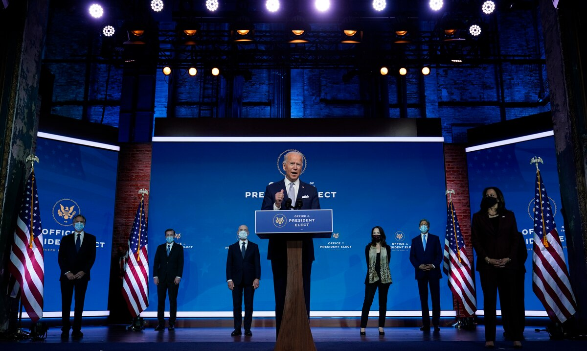 Joe Biden Announces Nominees for Key Cabinet Positions and Celebrates Diversity in Government