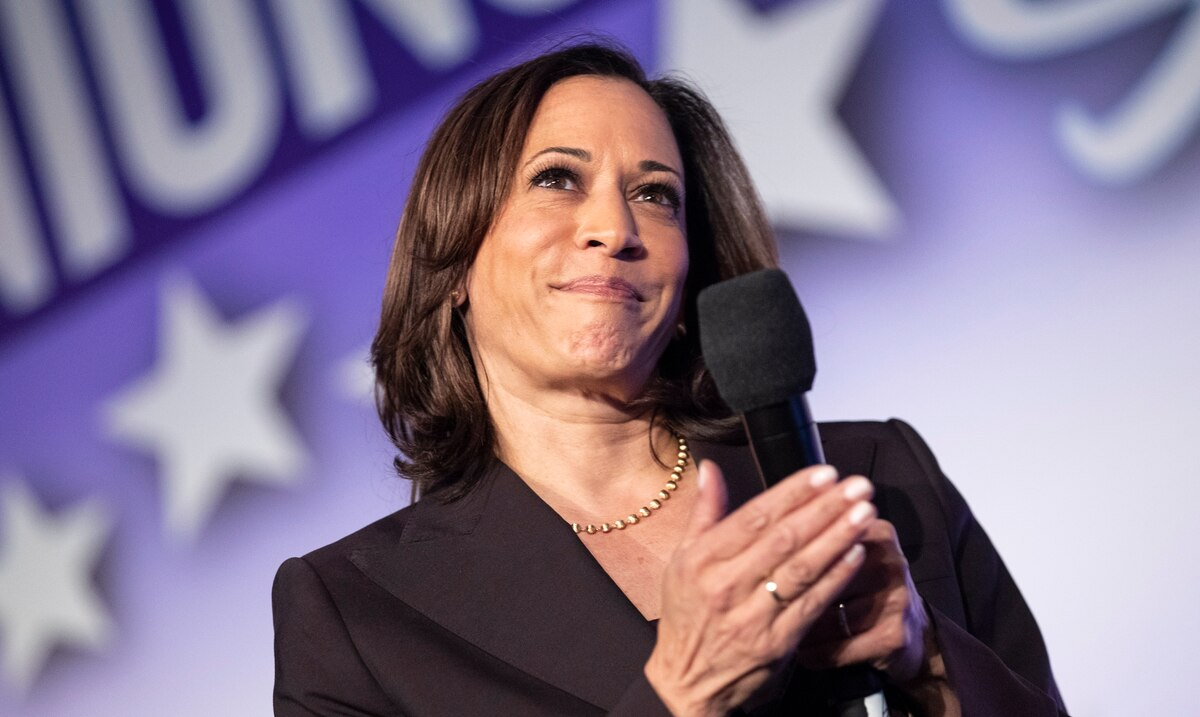 Kamala Harris makes history and will be the first female vice president
