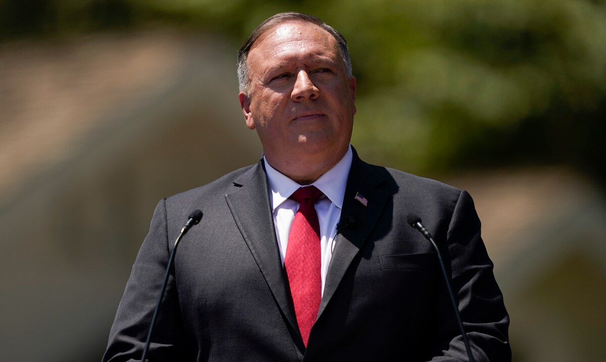 Secretary of State Mike Pompeo begins tour of seven countries in Europe and the Middle East