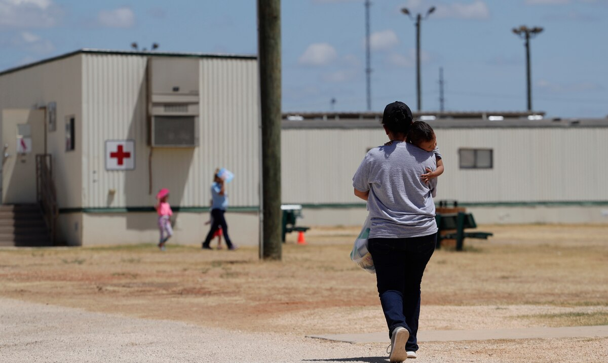 Federal authorities continue to search for the parents of 628 children separated on the border with Mexico