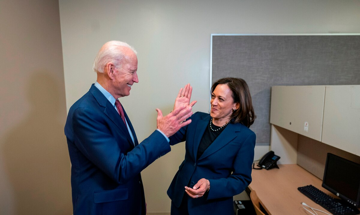 Joe Biden and Kamala Harris are named People of the Year by Time magazine
