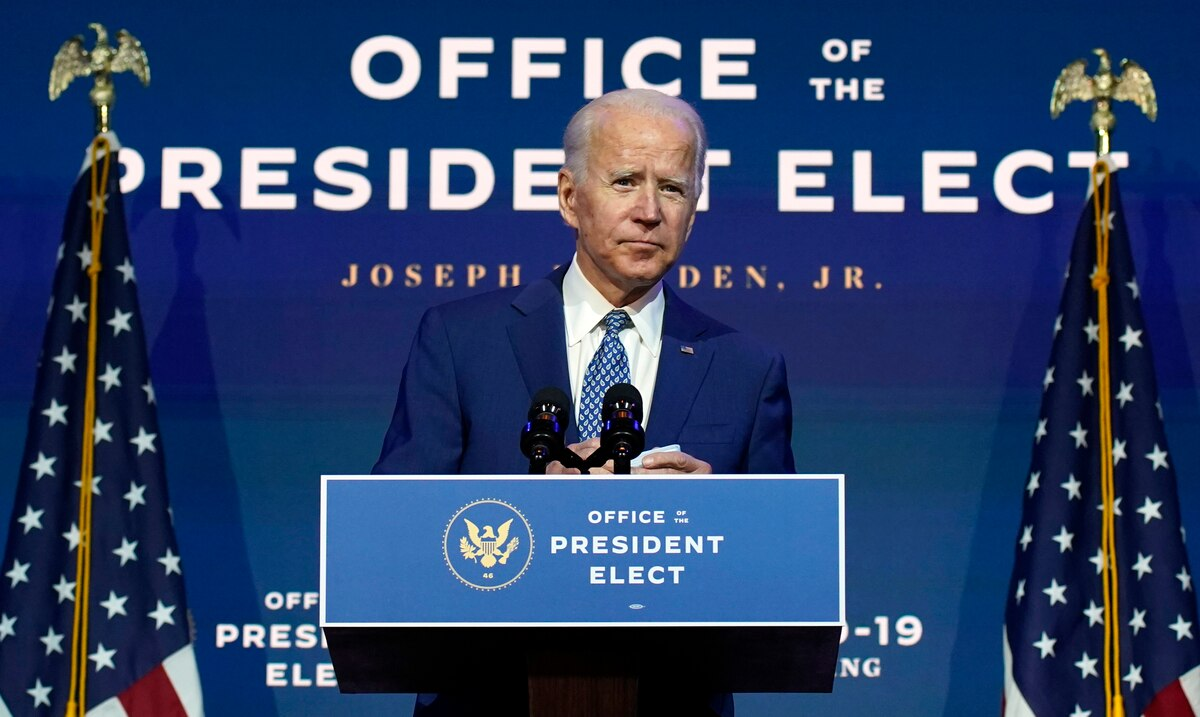 """Joe Biden predicts a """"bleak future"""" if Congress does not approve a pandemic aid package"""