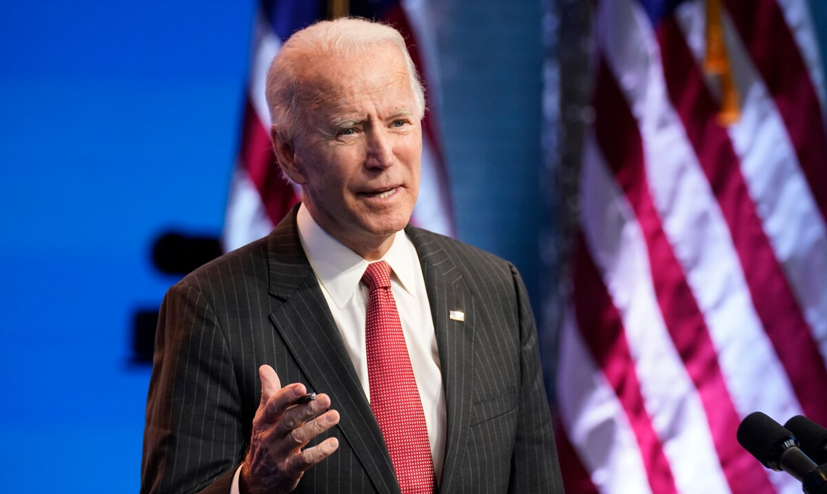 Joe Biden to ask Americans to wear a mask for 100 days