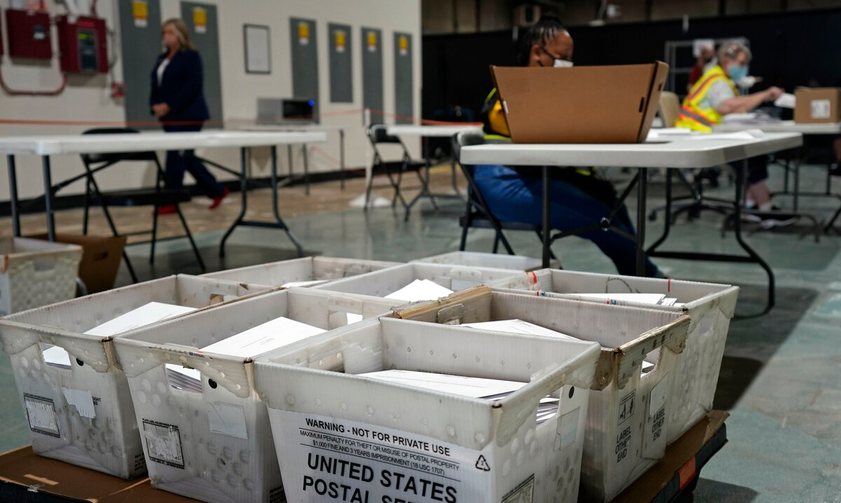 Republicans seek to place restrictions on measures that made voting easier in elections