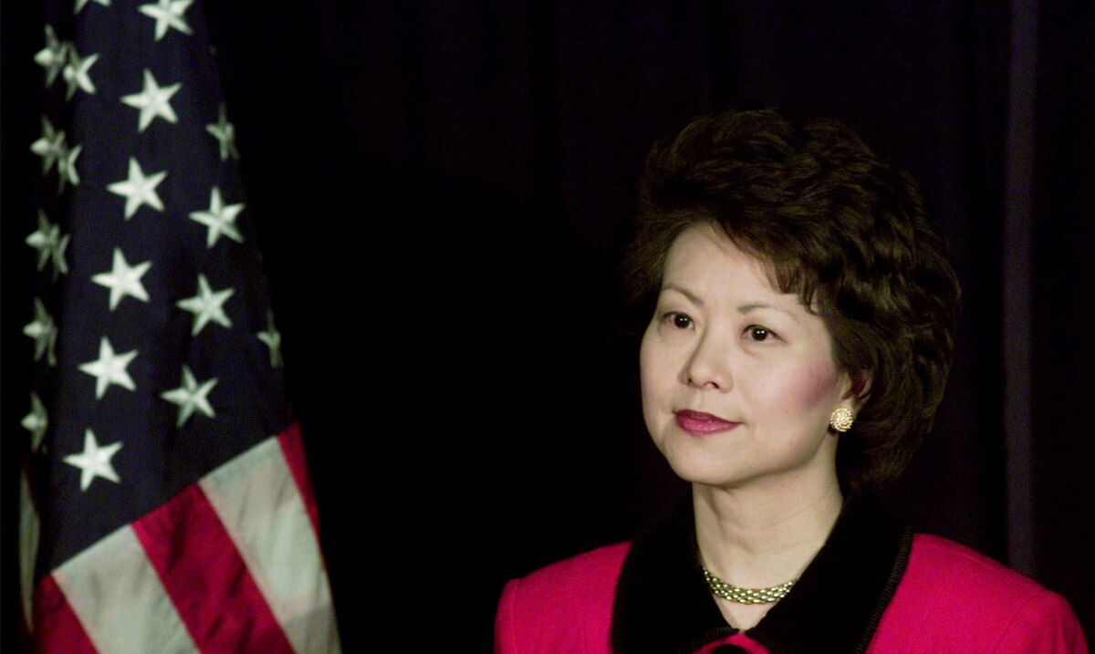 Federal Transportation Secretary Elaine Chao resigns after Capitol protests