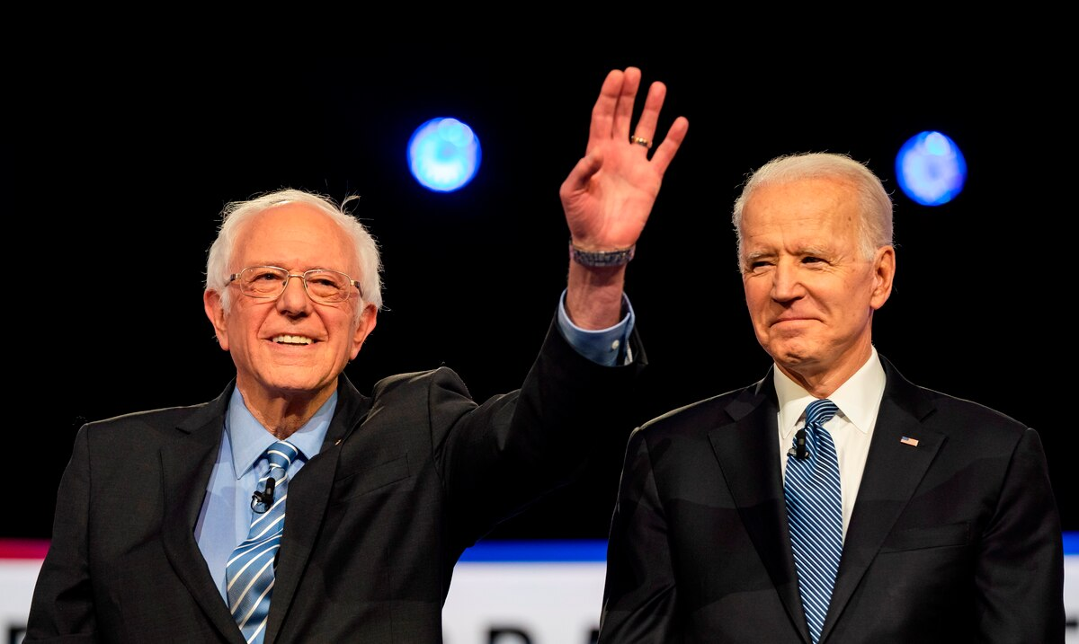 Bernie Sanders turned down an offer from Joe Biden to be Secretary of the Department of Labor
