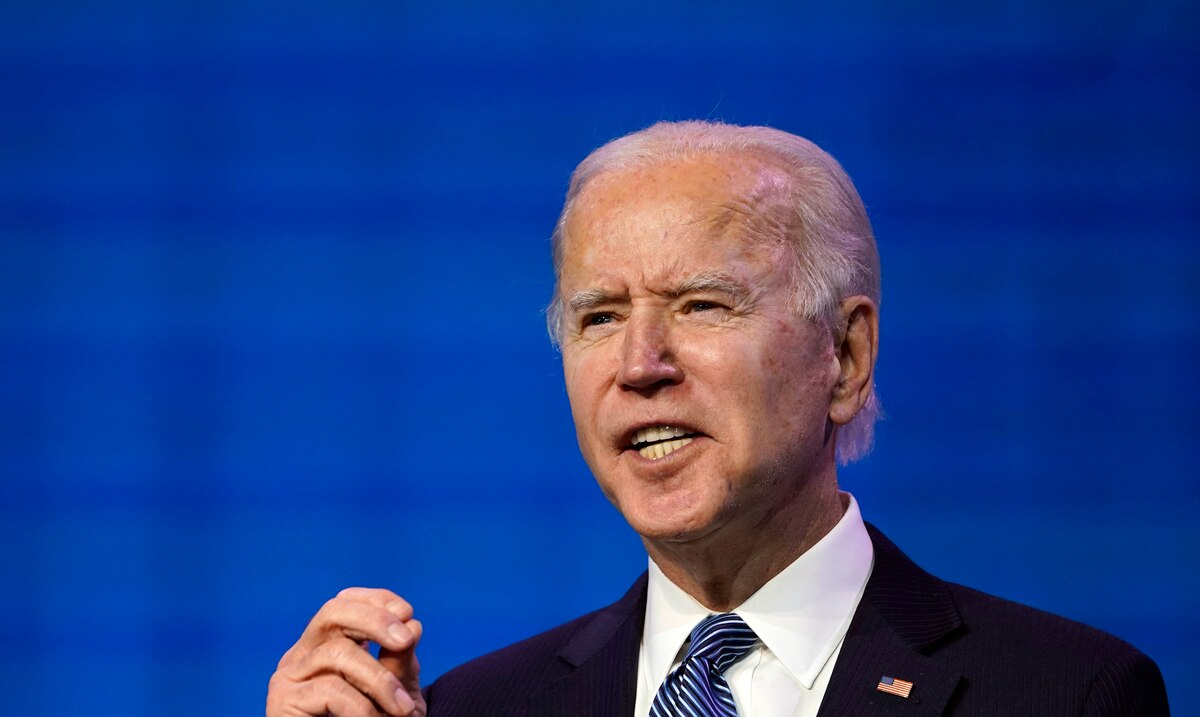 """Joe Biden: """"Don't you dare call them protesters.  They were domestic terrorists """""""