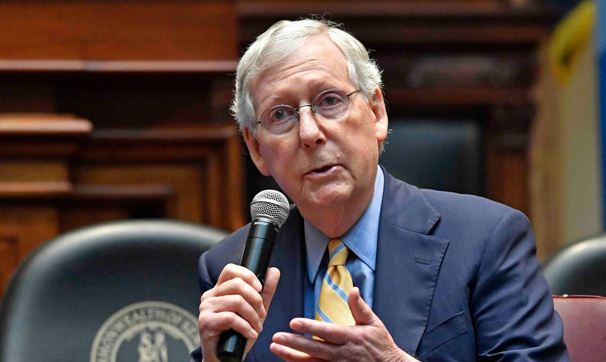 McConnell will not summon federal Senate for impeachment against Donald Trump