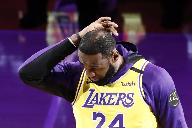 The Lakers, One Year After Bryant's Death, Prefer Recollection