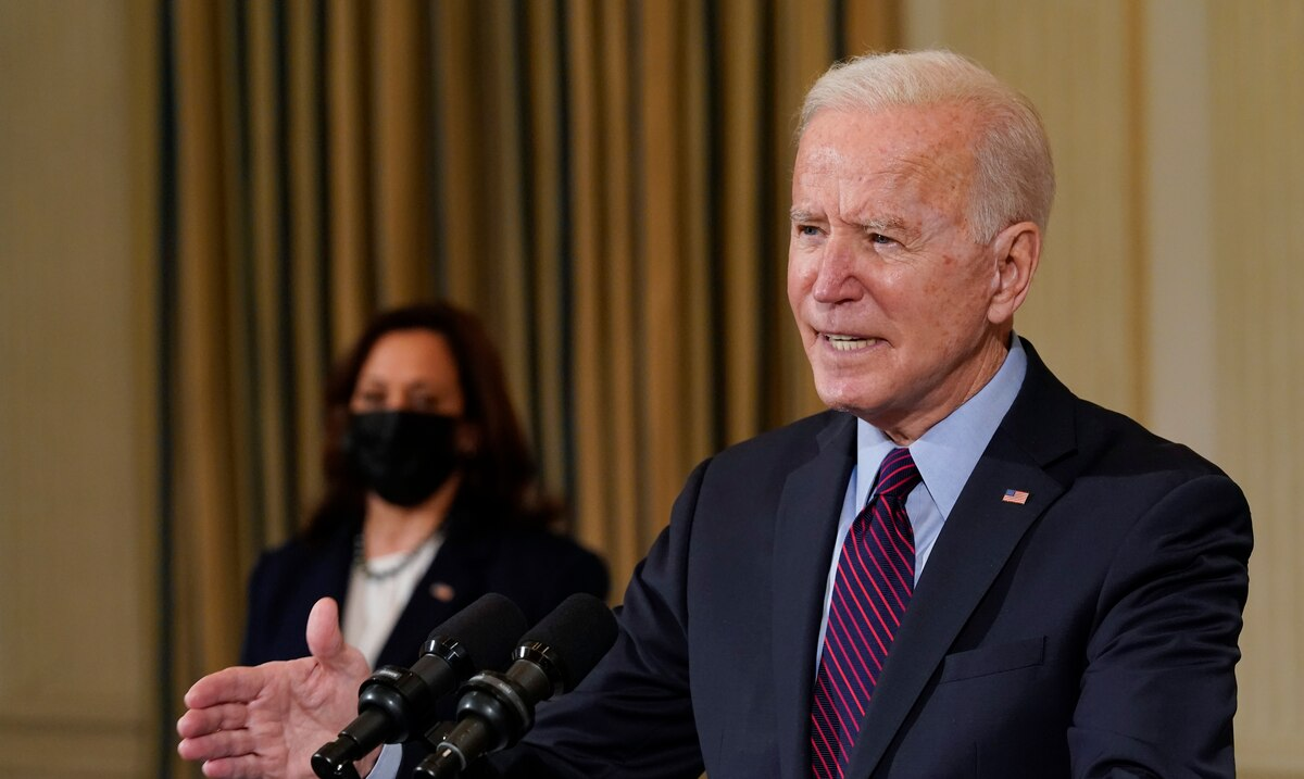 After the impeachment trial, Joe Biden prioritizes the economic rescue and the pandemic