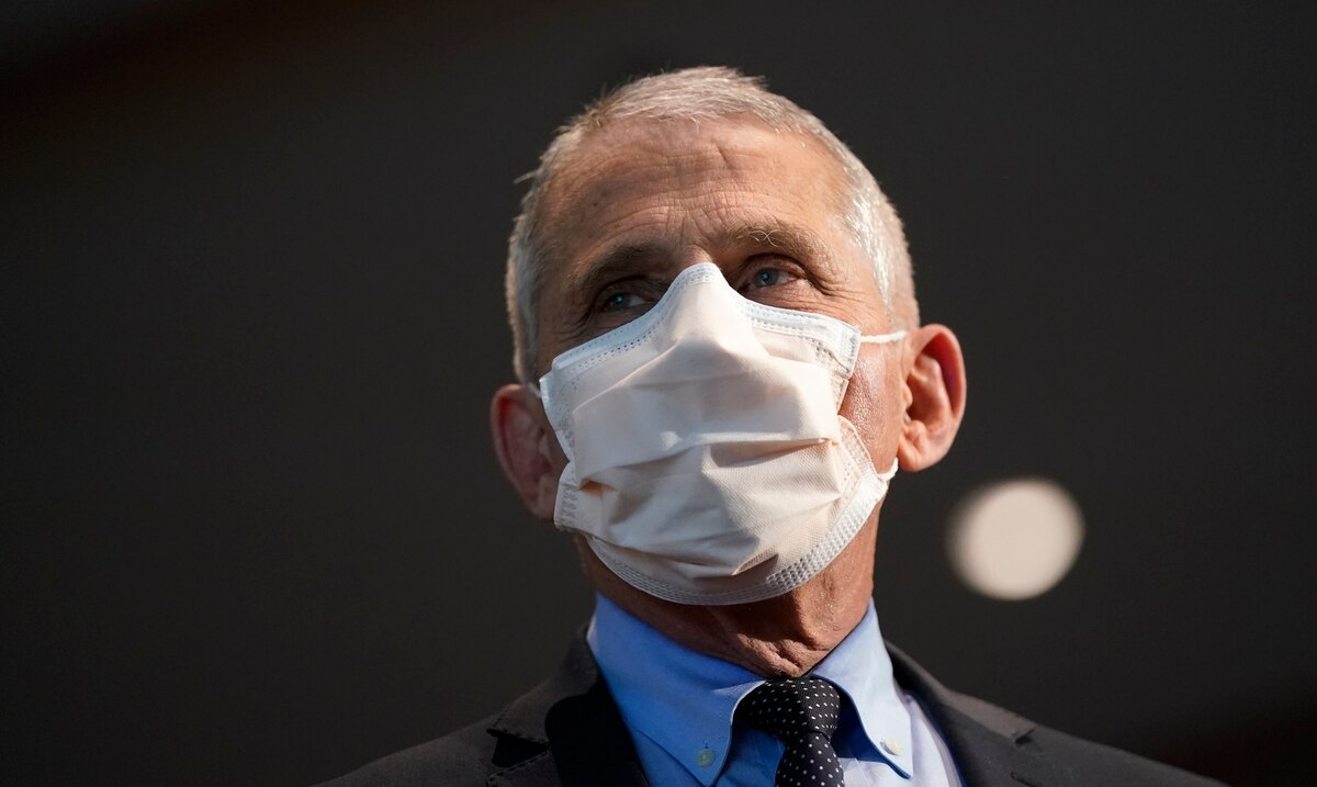 Anthony Fauci wins award for advocating for science and advocating for vaccination
