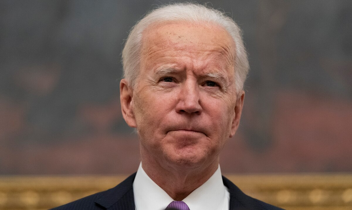 Confident Joe Biden to have enough vaccinations for 300 million people by the end of July