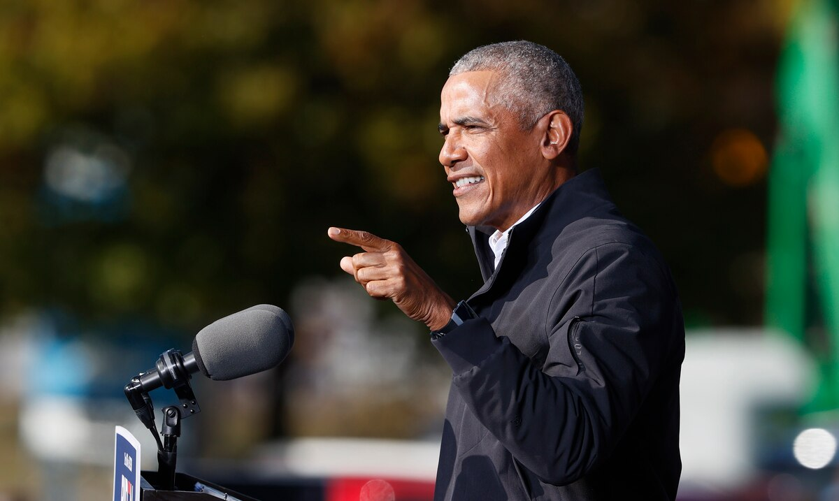 Library in Florida to be renamed in honor of former President Obama