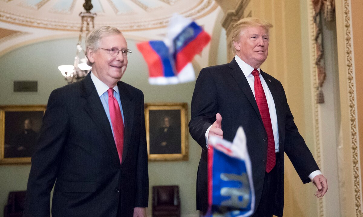 Mitch McConnell to vote to acquit Donald Trump in his second impeachment