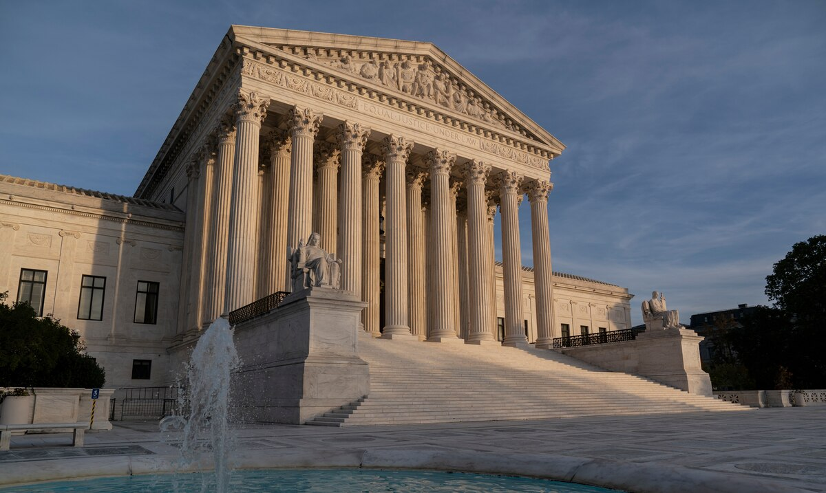 The federal Supreme Court rejects cases related to the presidential election