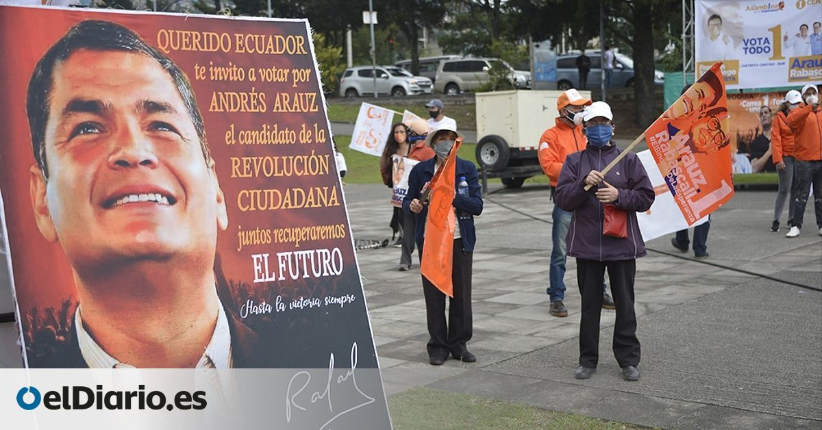 Elections In Ecuador Define Their Place In The Dispute Between The United States And China