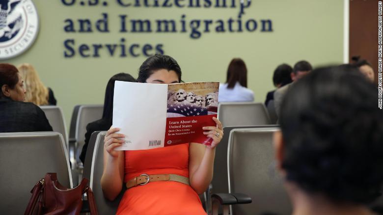 Biden Rules Out Trump-era Civic Citizenship Test