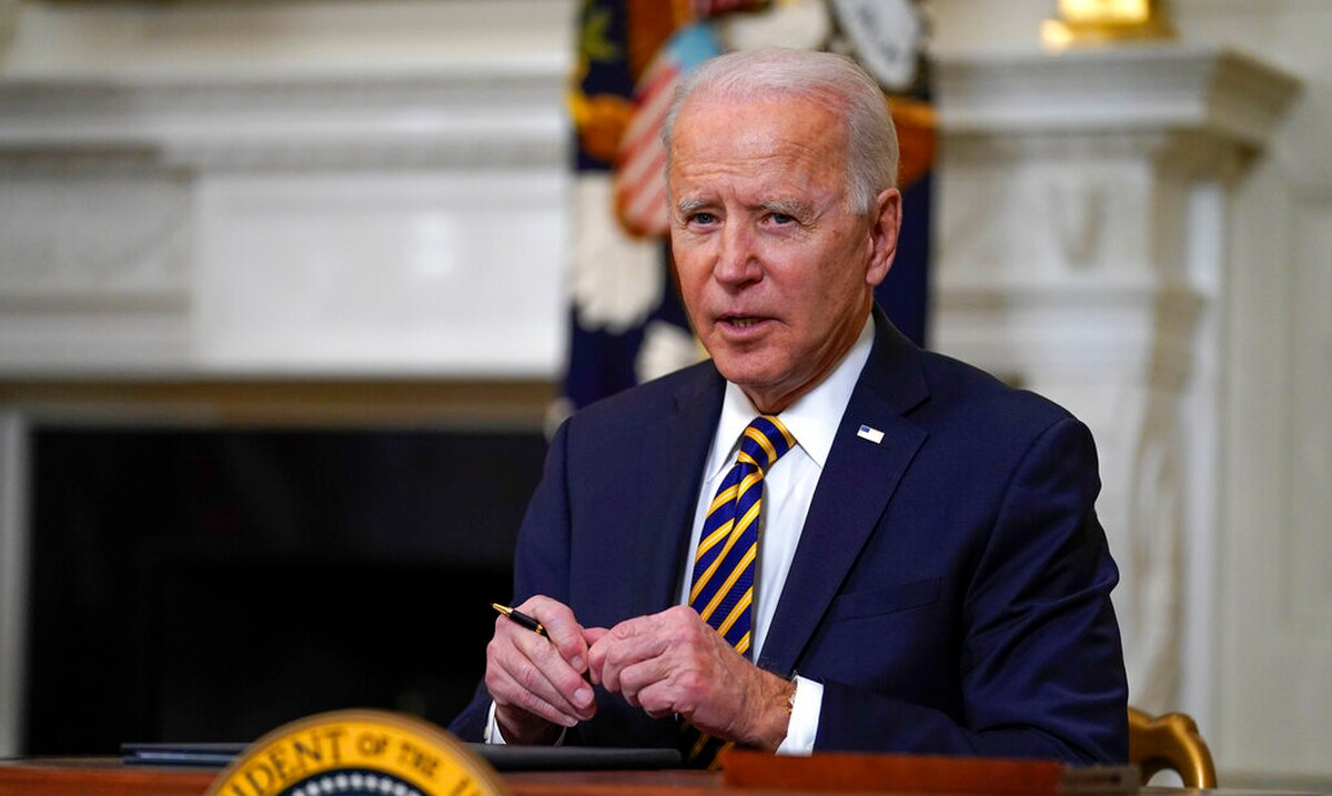Biden promises vaccines for all adults in the United States before the end of May