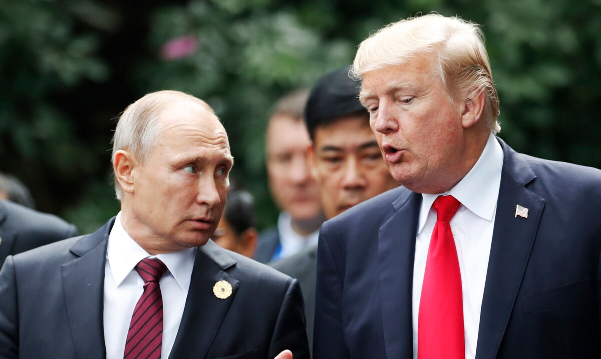 Intelligence report argues that Vladimir Putin ordered operations to influence elections in the United States