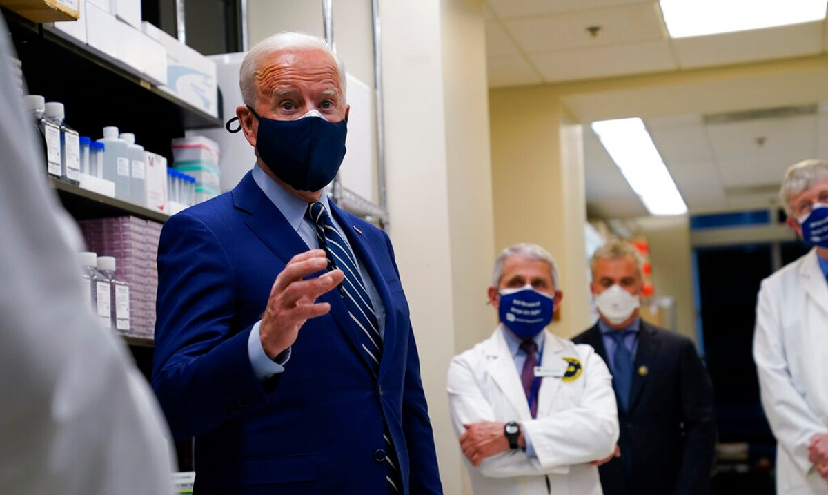 Joe Biden could make his mark on the judiciary by appointing two Appellate judges