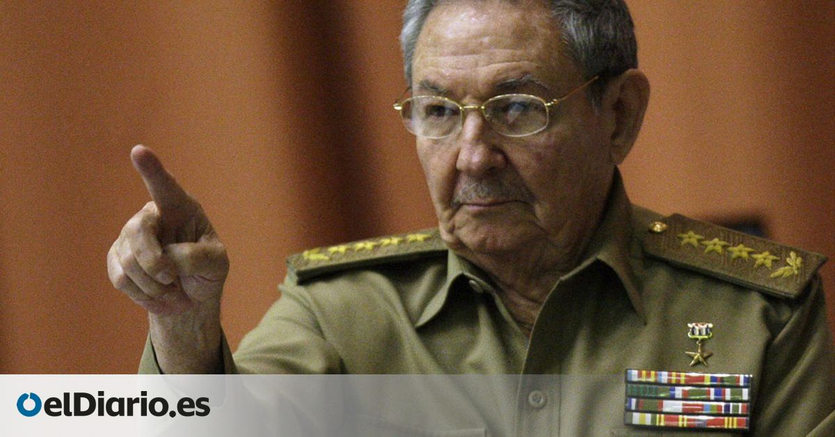 Raúl Castro Will Leave The Leadership Of The Cuban Communist Party In The Congress That Begins Today